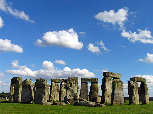 A Summer's Afternoon: Stonehenge