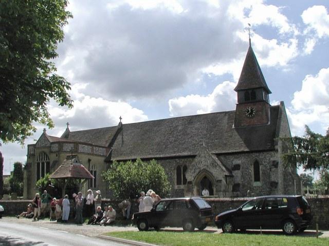 St Nicholas' Church, Rotherfield Greys