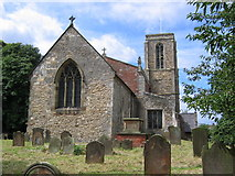TA0936 : Parish Church of St. Peter, Wawne by Stephen Horncastle