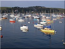 SW8032 : Falmouth Harbour by john spivey