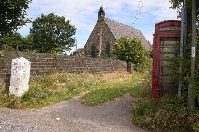 St Luke's Church, Norland
