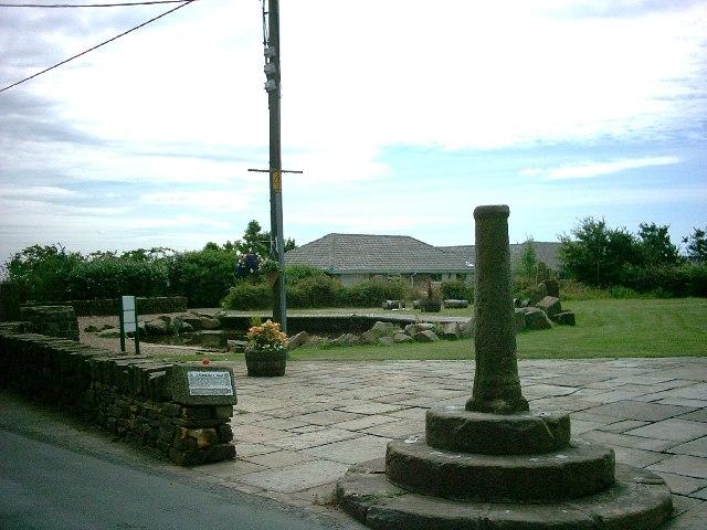Roman Cross and Millennium Green
