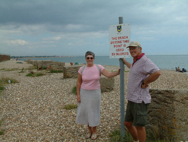 Naturist Beach Eastney