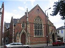 SP3265 : Chapel Court, Hamilton Terrace, Royal Leamington Spa by David Stowell