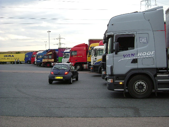 Truck Stop (Thurrock Services)
