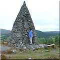 NO2594 : Purchase Cairn, Balmoral Estate by Pete Chapman
