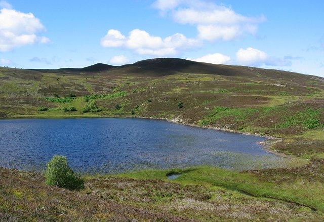 Loch Glanaidh.