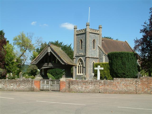Remenham Church