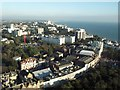 SZ0891 : Bournemouth, Town Centre and East Cliff by Clive Nicholson