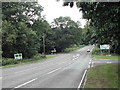 SK6053 : Junction of A614 and Salterford Lane by Tom Courtney