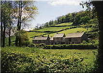 SY1988 : Branscombe: Manor Mill by Martin Bodman
