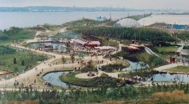 Liverpool Garden Festival Site