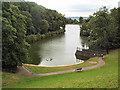 SE1234 : Chellow Dene lower reservoir by David Spencer