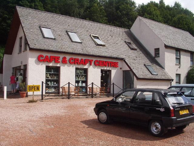 Craft Centre, Dowally