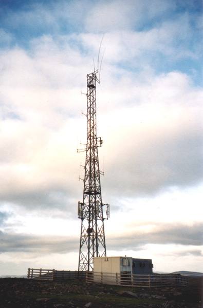 Broad Law Police Tower