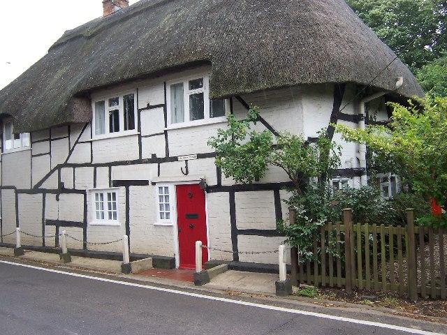 The Cruck Cottage,  Kings Somborne