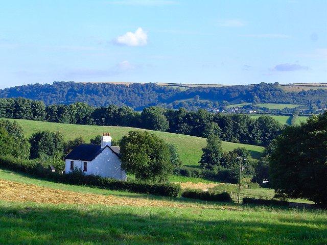 View near Sandridge