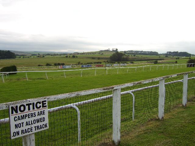 Hexham Racecourse at Yarridge
