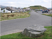 SH4356 : Dinas Dinlle by Bill Payer
