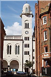 TQ2878 : Cadogan Hall, near Sloane Square by David Hawgood