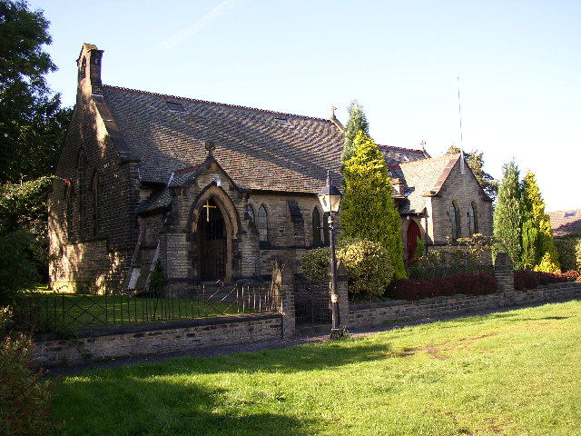 St George's Chapel, Norwood Green