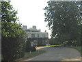 TQ5684 : Harwood Hall, Corbets Tey, Upminster by John Winfield