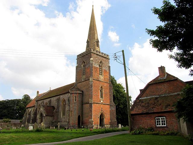 Peasemore Church