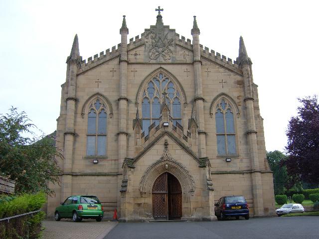 St Marys Catholic Church, Hexham