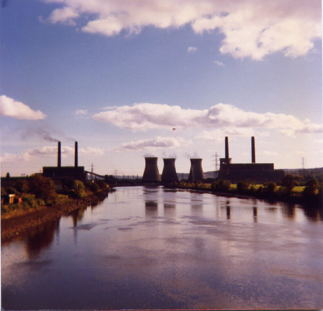 Stella North & South Power stations
