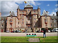 NT5347 : Thirlestane Castle by Kevin Rae