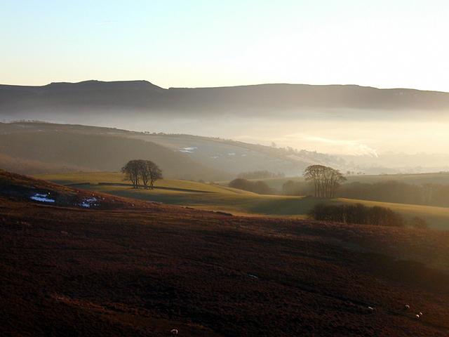 Moorland Edge near Cartington
