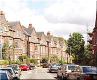 TQ2785 : Downside Crescent, Hampstead by David Hawgood