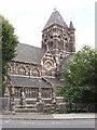 TQ2785 : St Stephen's Church, Rosslyn Hill by David Hawgood