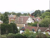 TQ2686 : Vale of Health, Hampstead Heath by David Hawgood