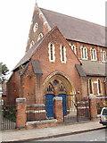 TQ2382 : St Martin's Church, Kensal Rise by David Hawgood