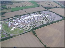 TG1807 : Norfolk & Norwich University Hospital (aerial) by Katy Walters