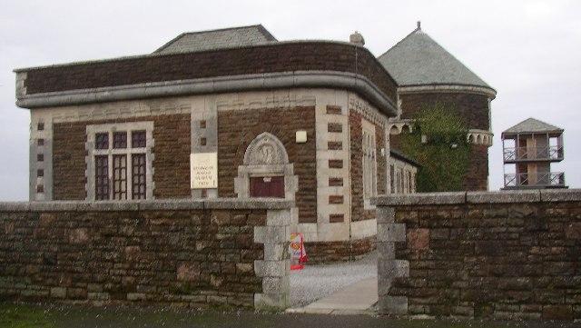 Senhouse Museum, Maryport by Humphrey Bolton