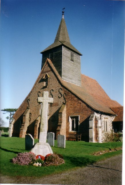 Mountnessing: St Gile's Church