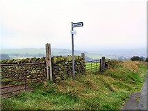 SK0780 : Bagshaw Gates by Roger May