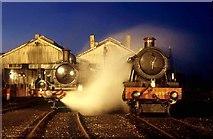SU5290 : Didcot Railway Centre by Christine Matthews