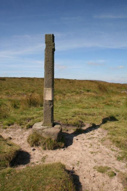 Reap Cross, Heptonstall Moor