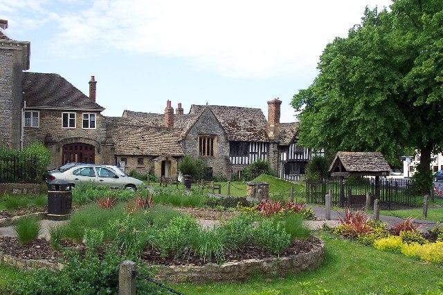 Evesham, Abbey Almonry