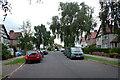 TQ3964 : Birch Tree Avenue, Coney Hall BR4 by Philip Talmage