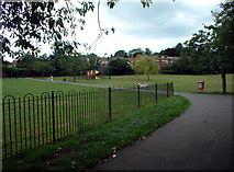 TQ3472 : Baxter Field, Sydenham SE26 by Philip Talmage