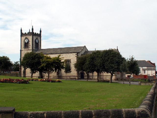 The Parish Of St John Church