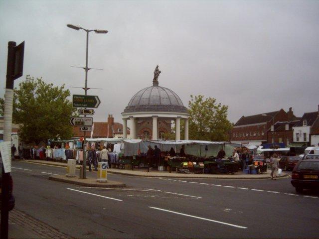 Domed Rotunda, Swaffham