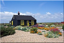 TR0917 : Prospect Cottage, Dungeness, Kent by Ron Strutt