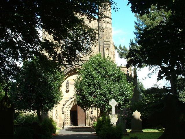 Pleasington Priory