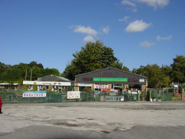 Whittaker's Nursery, Liverpool Road, Prescot