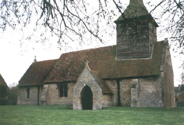 St.Peters Church, Ilmer